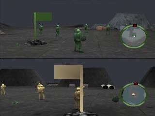 Screenshot Thumbnail / Media File 1 for Army Men - World War - Final Front [U]